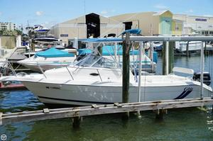 Used Cobia 270 Walkaround Fishing Boat For Sale