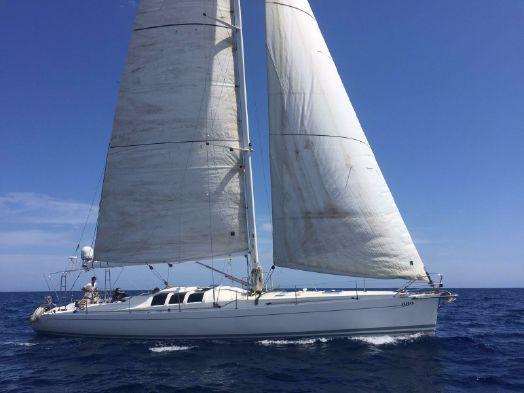 Used Custom Cruiser/racer Henze Werft Jade X Holyk Racer Sailboat For Sale