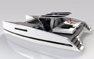 New Azzurro A50 Power Catamaran Boat For Sale