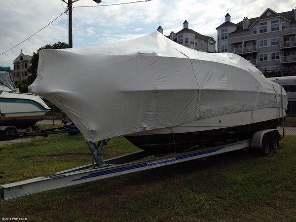 Used Donzi 27 Express Cruiser Boat For Sale