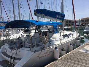 Used Jeanneau Sun Odyssey 36I Cruiser Sailboat For Sale