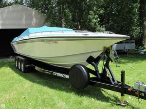 Used Fountain Fever II High Performance Boat For Sale