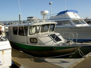 Used Hewescraft 26 Pacific Explorer Pilothouse Boat For Sale