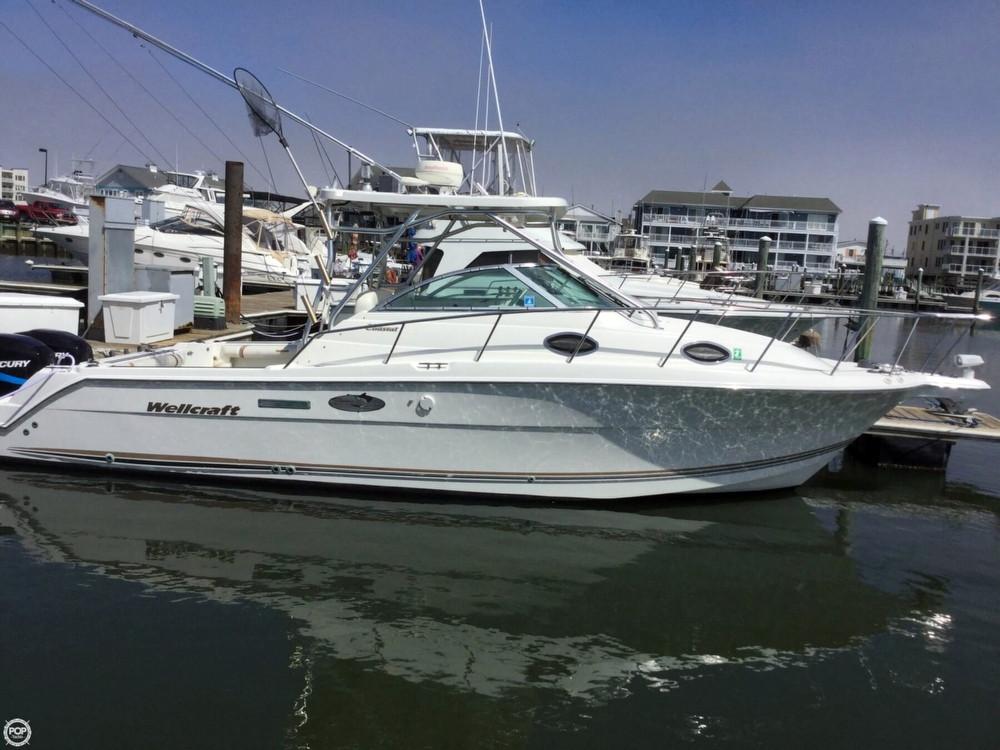 Used Wellcraft 290 Coastal Tournament Edition Walkaround Fishing Boat For Sale