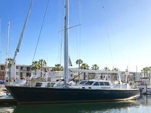 Used Philbrooks 69 Cruiser Sailboat For Sale