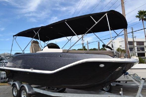 Used Bayliner Element Xr7 Deck Boat For Sale