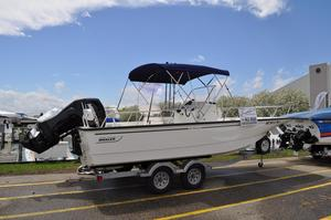 Used Boston Whaler 210 Montauk Saltwater Fishing Boat For Sale