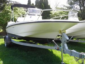 Used Boston Whaler 170 Dauntless Center Console Fishing Boat For Sale