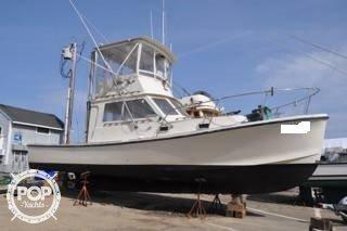 Used Bruno & Stillman 35 Sports Fishing Boat For Sale