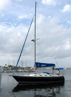 Used Tartan 33 Sloop Sailboat For Sale