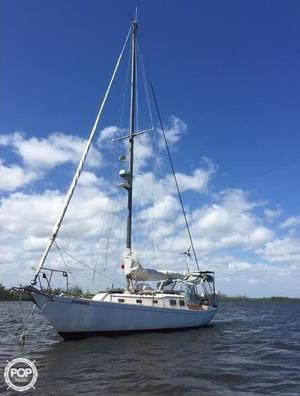 Used Chris-Craft Apache Sloop Sailboat For Sale
