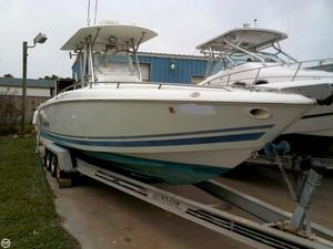Used Baja 340 Sportfish Center Console Fishing Boat For Sale