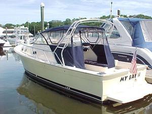 Used Mainship Rumrunner 30 Pilot Pilothouse Boat For Sale