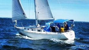 Used Sabre 32 Sloop Sailboat For Sale