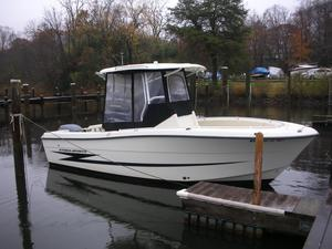 Used Hydra-Sports 2100 CC Freshwater Fishing Boat For Sale