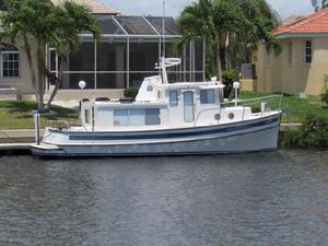 Used Nordic Tugs 34 Tug Boat For Sale
