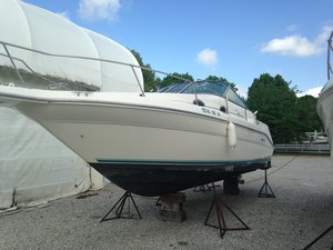 Used Sea Ray 270 Sundancer Cruiser Boat For Sale