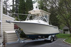 Used Key West 225 WA Bluewater Walkaround Fishing Boat For Sale