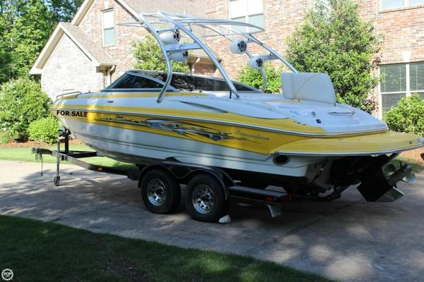 Used Crownline 230 LS Razor Bowrider Boat For Sale