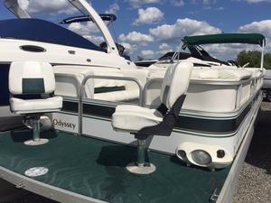 Used Odyssey LEXTRA Pontoon Boat For Sale