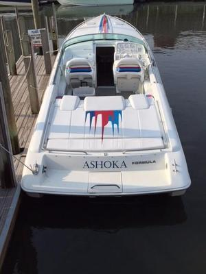 Used Formula 353 Fastech Cruiser Boat For Sale