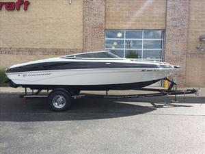 Used Crownline BOWRIDER 21 SS Runabout Boat For Sale