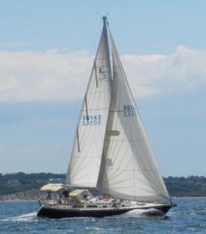 Used Sabre 425 Racer and Cruiser Sailboat For Sale