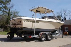 Used Performer 24 Express Cuddy Cabin Boat For Sale