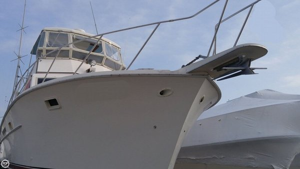 Used Jersey Dawn 40 Sports Fishing Boat For Sale