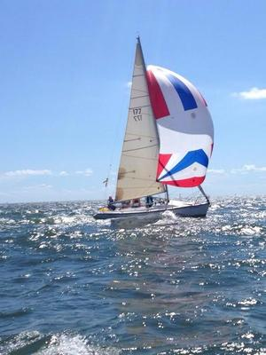 Used Colgate 26 Cruiser Sailboat For Sale
