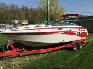 Used Crownline 236 LS Bowrider Boat For Sale
