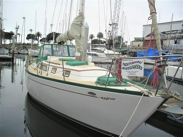 Used Cheoy Lee 35 Cruiser Sailboat For Sale