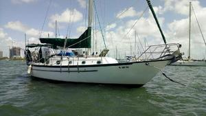 Used Pacific Seacraft Crealock Voyagemaker Cruiser Sailboat For Sale