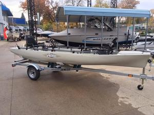 New Hobie Cat Mirage Pro Angler 17T Bass Boat For Sale