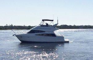 Used Carver Sport Sedan Cruiser Boat For Sale