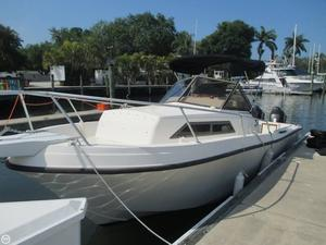 Used Mako 240 Walkaround Fishing Boat For Sale