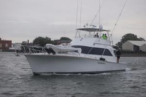 Used Ocean Yachts 55 Super Sport Convertible Fishing Boat For Sale