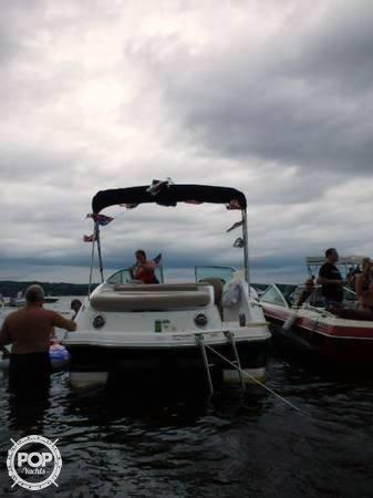 Used Hurricane Sundeck 2200 Deck Boat For Sale
