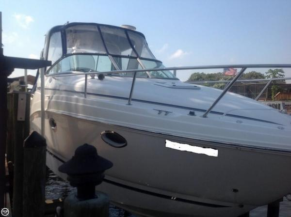 Used Rinker 260 Express Cruiser Boat For Sale