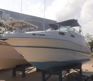 Used Chaparral Signature 260 Cuddy Cabin Boat For Sale
