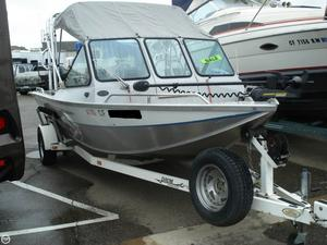 Used Jetcraft Fastwater 1975 Aluminum Fishing Boat For Sale