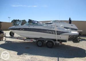 Used Crownline 240 EX Deck Boat For Sale