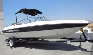 Used Stingray 195FX Bowrider Boat For Sale