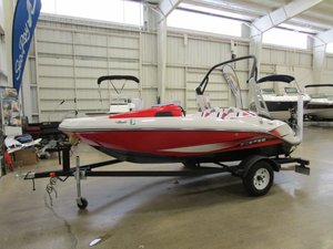 Used Scarab 165HO Impulse Runabout Boat For Sale