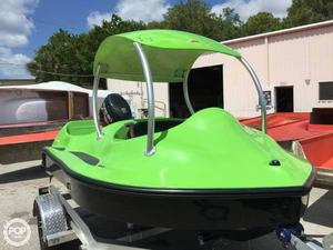 Used Sea Saucer 12 Runabout Boat For Sale