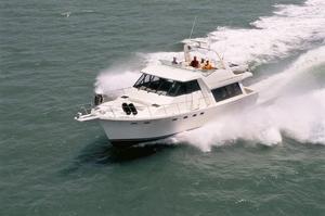 Used Bayliner 4788 Pilot House Motoryacht Pilothouse Boat For Sale
