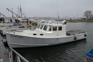 Used Northern Bay 36 Downeast Fishing Boat For Sale