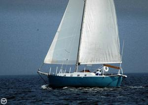 Used Samson 32 Cutter Sailboat For Sale