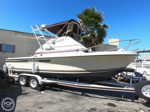 Used Skipjack 24 Sports Fishing Boat For Sale