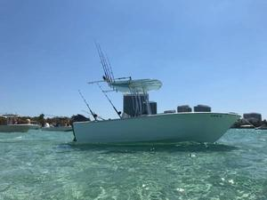 Used Sportsman Center Console Fishing Boat For Sale